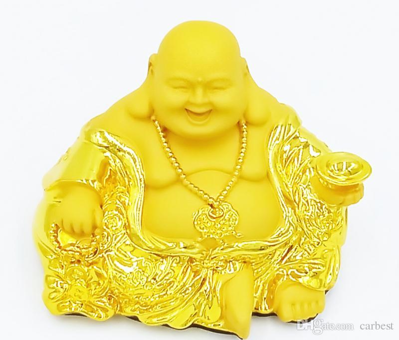 Statue Deco Grande Taille Élégant Images Acheter Carbest01feng Shui Golden Bouddha Heureux Bouddha Riant Avec
