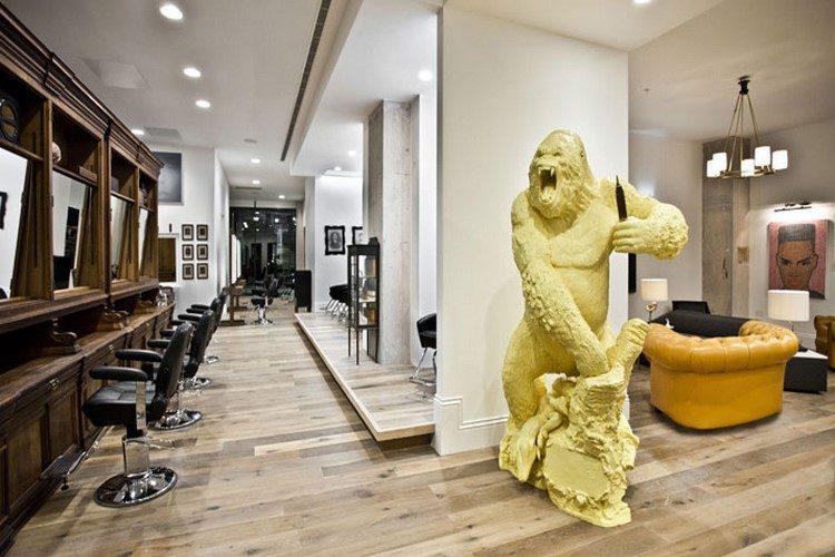 Statue Deco Grande Taille Frais Photos 7 Idées De Décoration Pour Un Salon De Coiffure