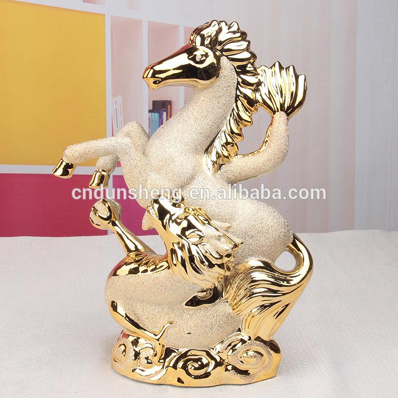 Statue Deco Grande Taille Impressionnant Galerie Rechercher Les Fabricants Des Figurine Porcelaine Cheval Produits De