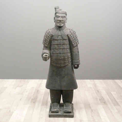 Statue Deco Grande Taille Luxe Galerie Statues Des Guerriers Chinois Xian Reproductions Des soldats Xian