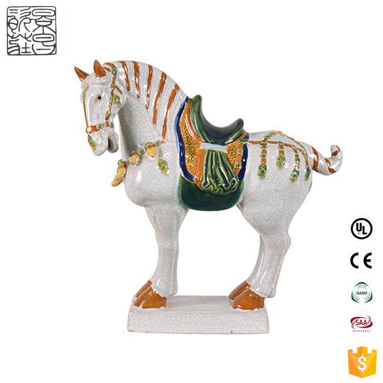 Statue Deco Grande Taille Luxe Images Rechercher Les Fabricants Des Figurine Porcelaine Cheval Produits De
