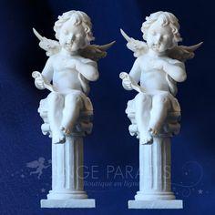 Statue Deco Grande Taille Nouveau Images Les 66 Meilleures Images Du Tableau Anges Blancs Boutique