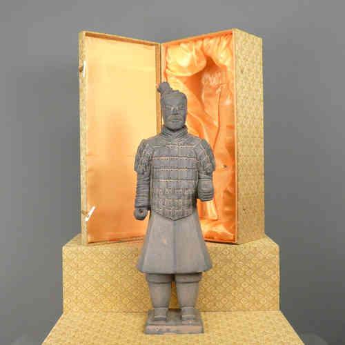 Statue Deco Grande Taille Unique Collection Statues Des Guerriers Chinois Xian Reproductions Des soldats Xian