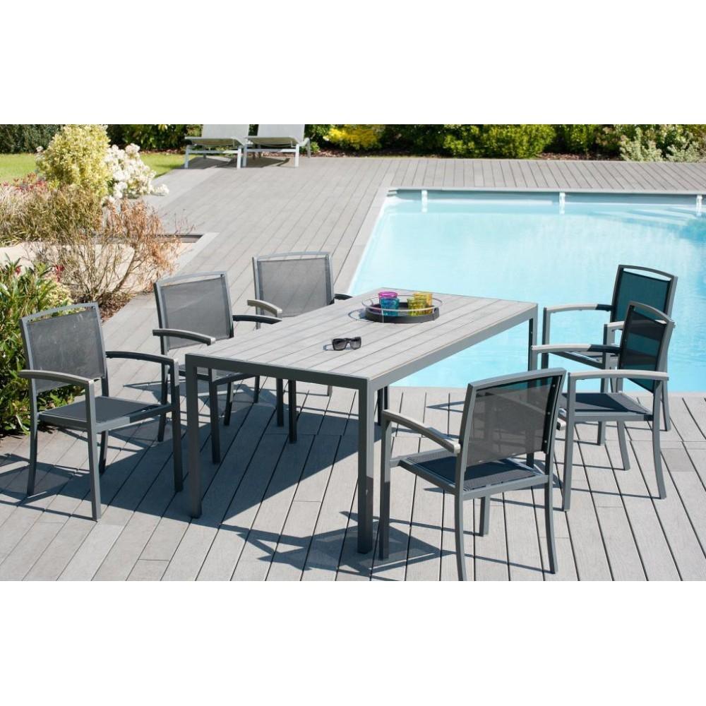 Super U Salon Jardin Beau Galerie Table De Jardin Super U Table De Jardin En Aluminium Et Verre L