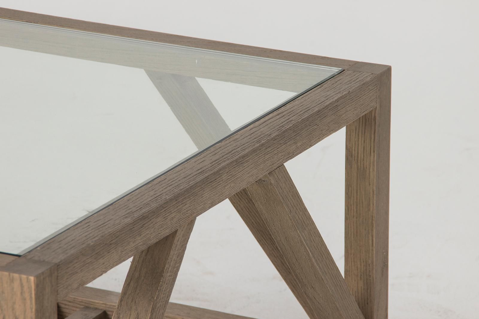 Table Basse Amazon Luxe Images Amazon Flamant Carpenter Glass Coffee Table Weathered Natural