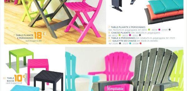 Table Basse Gifi Beau Photos Chaise De Jardin Resine Fres Spéciales Michael Jaco