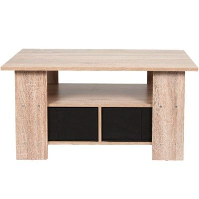 Table Basse Gifi Élégant Image Table Basse Imitation Chªne