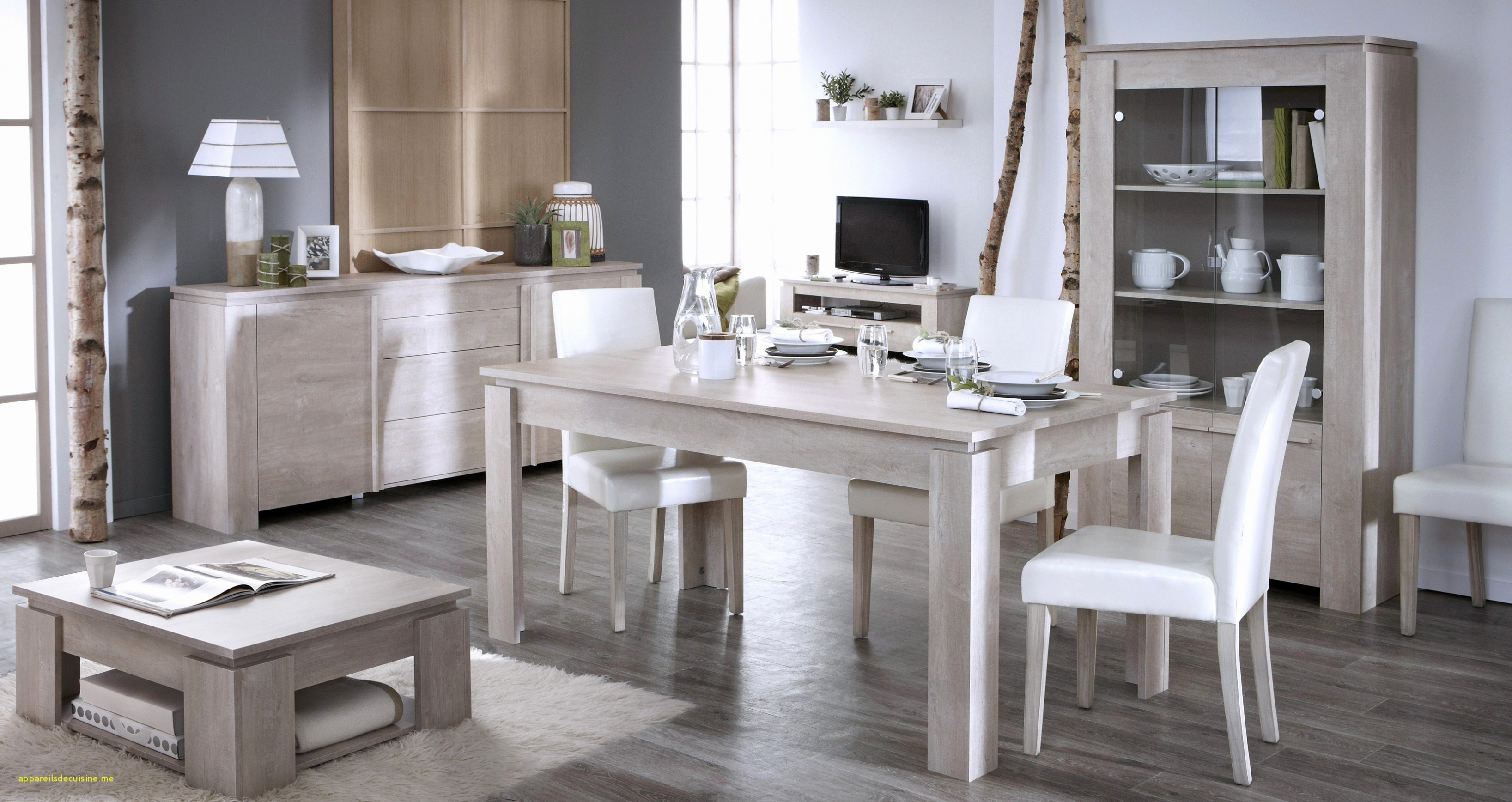 Table Cuisine Conforama Impressionnant Collection Maha De Table De Sejour Mahagranda De Home