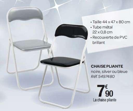 Table De Balcon Rabattable Carrefour Inspirant Photos Chaise Pliante Noire Aicck