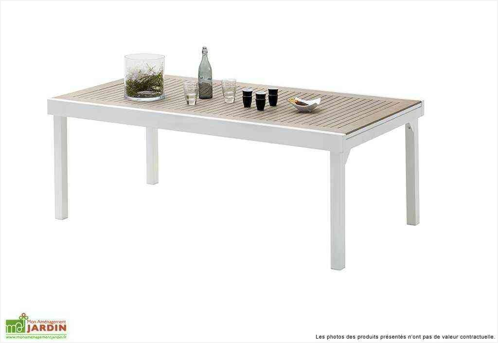 Table De Jardin Alinea Beau Photos Table Jardin Aluminium Populairement Table Jardin Extensible Alu
