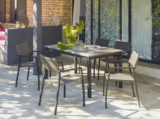 Table De Jardin Alinea Frais Images Table Et Chaise Exterieur Coleymixan