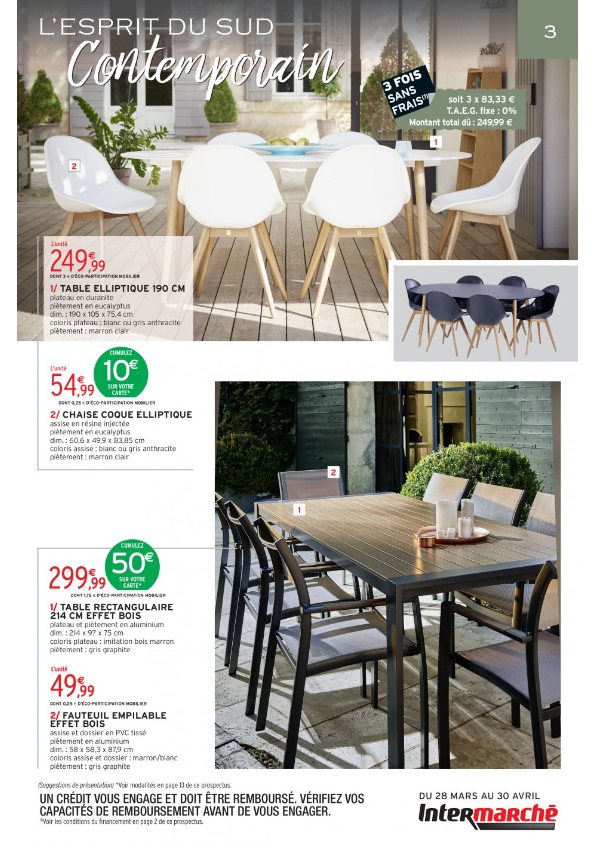 Table De Jardin Intermarche Nouveau Photos Awesome Table De Jardin Teck Ou Eucalyptus Contemporary Awesome