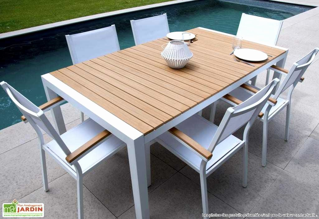 Awesome Table Ronde Jardin La Foir Fouille Contemporary - House ...