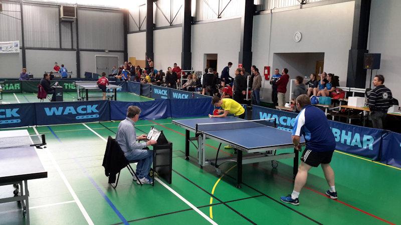 Table De Ping Pong Exterieur Occasion Impressionnant Galerie Tennis De Table Boisseuil