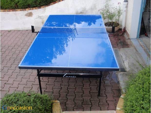 Table De Ping Pong Exterieur Occasion Meilleur De Collection Table De Ping Pong Inesis 5000 Extérieure Occasion