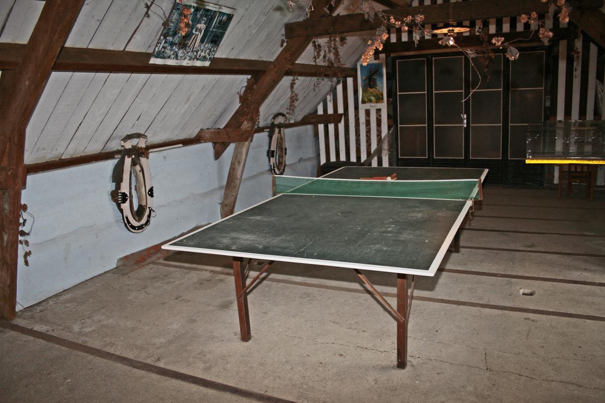 Table De Ping Pong Leclerc Élégant Photos Location G Te Chemin Du Laboureur Réf 1633  Steenvoorde