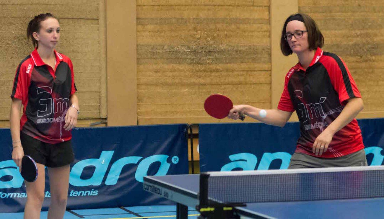 Table De Ping Pong Leclerc Frais Photos Tennis De Table Les Filles Du Creusot Ont Sauvé L Honneur