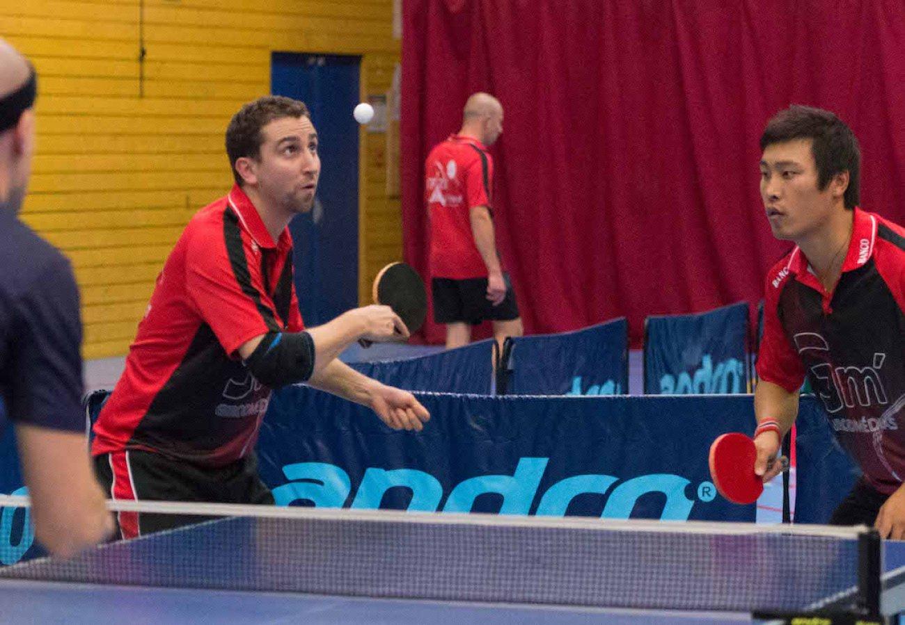 Table De Ping Pong Leclerc Meilleur De Collection Tennis De Table Les Filles Du Creusot Ont Sauvé L Honneur