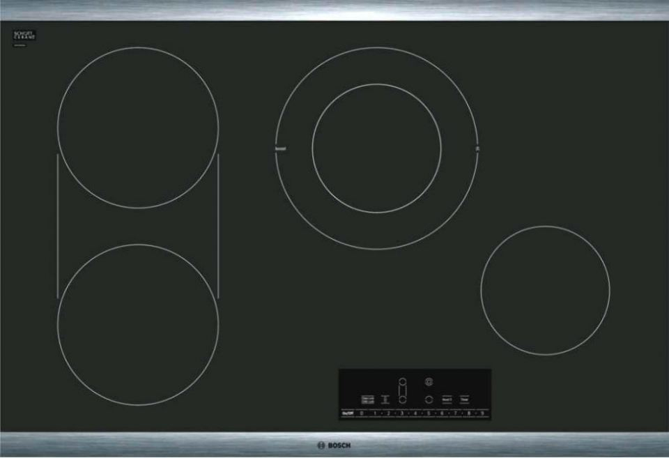 Table Induction Bosch Pil611b18e Beau Collection Bosch Induction Cooktop User Manual