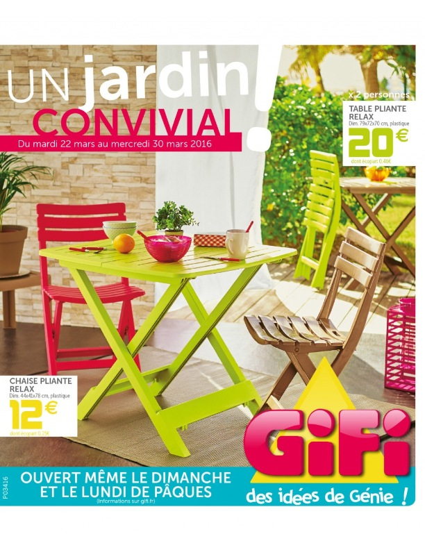 Table Jardin Gifi Luxe Photos Table Pliante Gifi Nouveau Tente De Jardin Gifi Awesome Table Salon