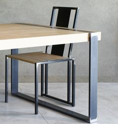 Table Pliante Fly Frais Images Fly Table Industriel Bois Metal Home Deco Pinterest