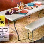 Table Pliante Resine Carrefour Luxe Images Table Pliante Carrefour Inspirant Table Banc Pliable Excellent