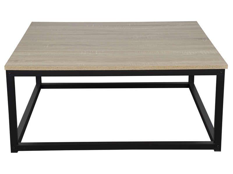Table Salon Conforama Meilleur De Photographie Table Basse Carrée Nicky Pas Cher C Est Sur Conforama Large