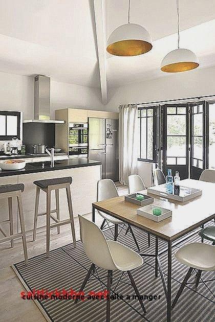 Tableau Cuisine Moderne Luxe Image 24 Cuisine Moderne Avec Salle A Manger