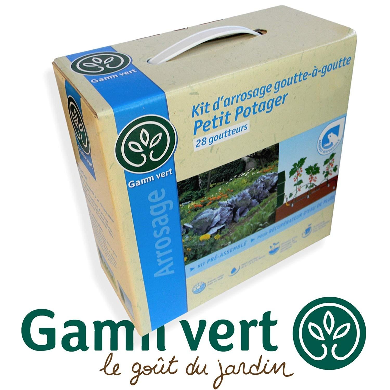 Tablier De Jardinier Gamm Vert Élégant Photos Gamm Vert Kit D Arrosage Goutte Goutte 28 Goutteurs Petit S