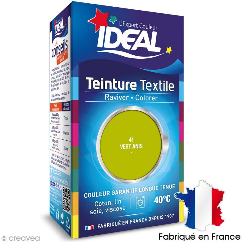 Tablier De Jardinier Gamm Vert Frais Stock Teinture Tissu Idéal Liquide Vert Anis 41 Mini Teinture Coton