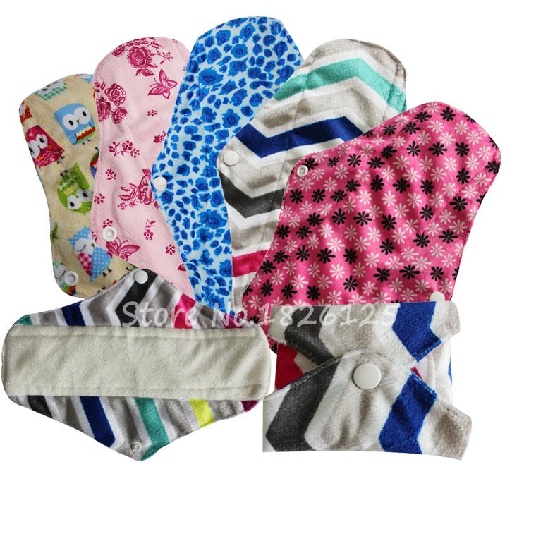 Tapis Contour Wc Bambou Inspirant Stock Ξ Bambou Tissu Menstruel Tapis Minky Réutilisable Serviette