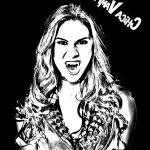 Tapisserie Chica Vampiro Nouveau Image Dessin A Imprimer Gratuit De Chica Vampiro Beau Plan Coloriage A