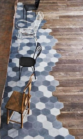 Texture Carrelage Moderne Beau Photographie Did someone Say Hexagonal Tile Inspiration for Your Next Project