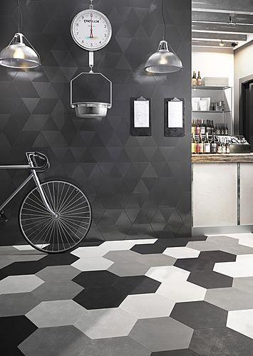 Texture Carrelage Moderne Frais Photographie Le 33x33 Hexagonal Est Offert Par La Porcelaine De Q Bo Dans Quatre