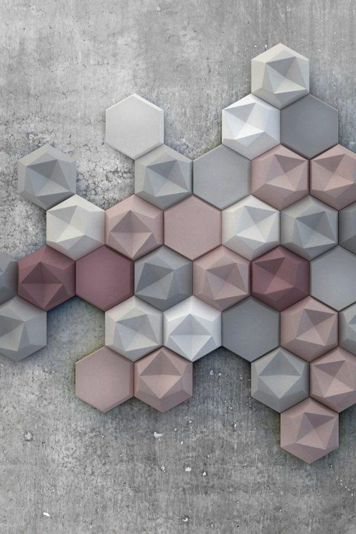Texture Carrelage Moderne Luxe Images Le Panneau Mural 3d Un Luxe Facile  Avoir Archzine