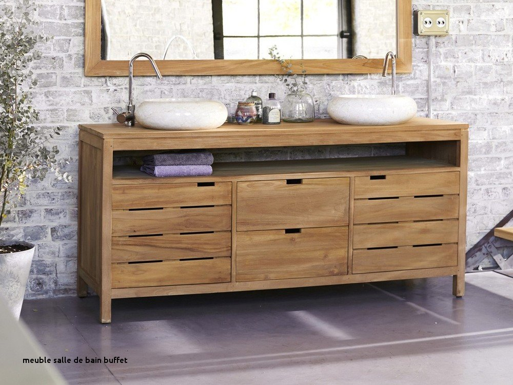 Tikamoon Meuble Salle De Bain Inspirant Photos Meuble Salle De Bain Buffet 53 Best Collection Authentiq