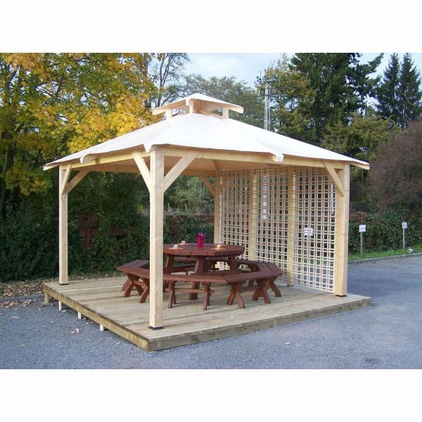 Tonnelle Parapluie Gifi Beau Photos Grande tonnelle Affordable Matriel tonelle De Jardin New Chalet