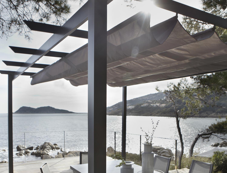 Tonnelle Parapluie Gifi Meilleur De Galerie tonnelle Balcon Elegant toile Tendue Exterieur Terrasse Auvent