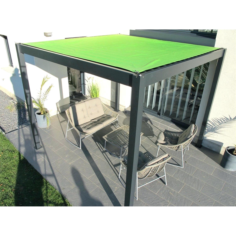 Tonnelle Parapluie Gifi Nouveau Galerie tonnelle Adosse 4x4 Fabulous Perfect tonnelle Adosse Store En toile