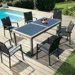Transat Super U Élégant Images Super U Table Jardin Avec Branché Table De Jardin Design Luxe