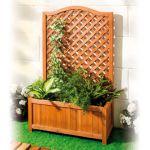 Treillage Bois Pour Plantes Grimpantes Castorama Élégant Photos Jardiniere Avec Treillis Bois Affordable Charmant Jardiniere Avec