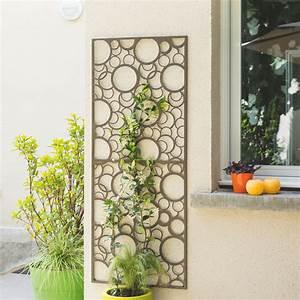 treillage bois pour plantes grimpantes castorama meilleur. Black Bedroom Furniture Sets. Home Design Ideas