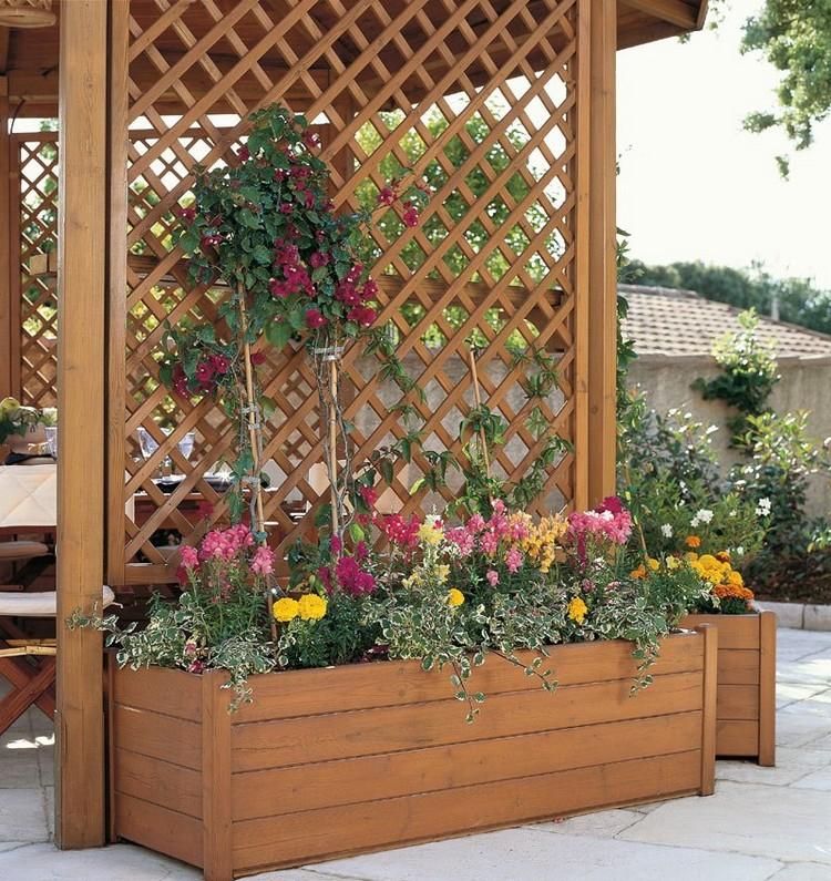 Treillage Bois Pour Plantes Grimpantes Castorama Nouveau Collection Treillis En Bois Pour Jardin Belle Maison Design Tarzx
