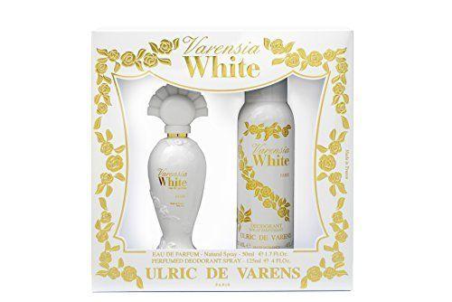 Ulric De Varens Magasin Impressionnant Stock Ulric De Varens Coffret Varensia White Eau De Parfum 50 Ml