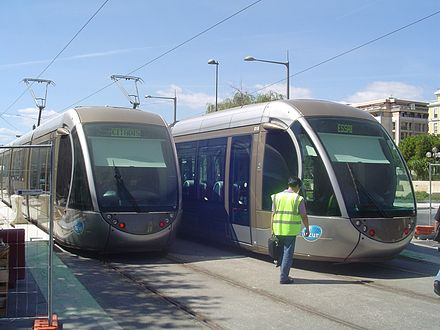 Urban Confort Nice Beau Images Ligne 1 Du Tramway De Nice Wikiwand