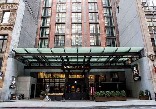 Urban Confort Nice Frais Photos Archer Hotel New York D¨s 231 € 3̶5̶5̶ ̶€Ì¶ H´tels   New York Kayak
