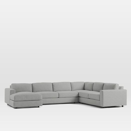 Urban Confort Nice Impressionnant Stock Urban 4 Piece Chaise Sectional