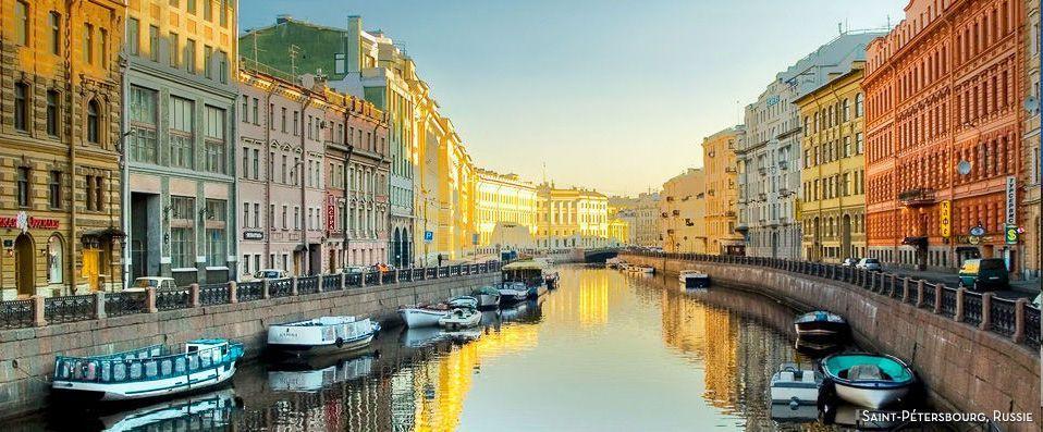 Urban Confort Nice Inspirant Galerie Séjour  Saint Pétersbourg 5 Jours  363€ H´tel 4 Tr¨s Bien