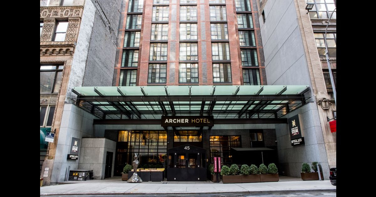Urban Confort Nice Inspirant Photos Archer Hotel New York D¨s 231 € 3̶5̶5̶ ̶€Ì¶ H´tels   New York Kayak