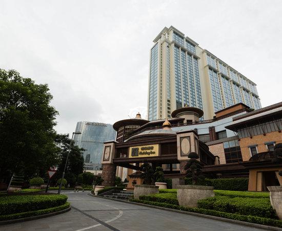 Urban Confort Nice Meilleur De Image Holiday Inn Macao Cotai Central Hotel Macau Chine Voir Les